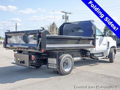 2021 Silverado 4500 Regular Cab DRW 4x2,  Dump Body #51200 - photo 3