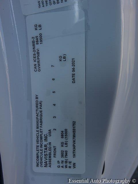 2021 Silverado 4500 Regular Cab DRW 4x2,  Dump Body #51201 - photo 25