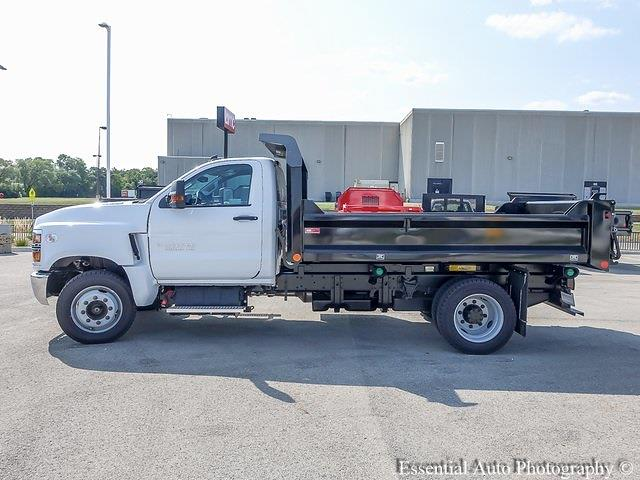 2021 Silverado 4500 Regular Cab DRW 4x2,  Dump Body #51201 - photo 6
