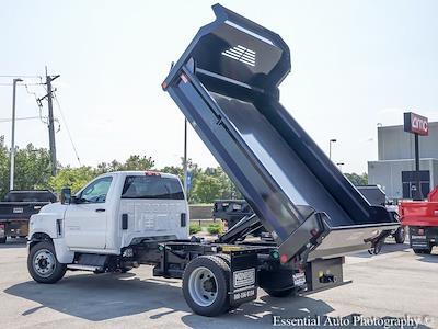 2021 Silverado 4500 Regular Cab DRW 4x2,  Dump Body #51201 - photo 11