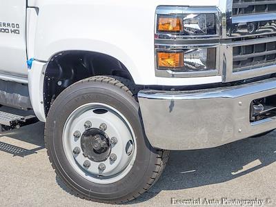 2021 Silverado 4500 Regular Cab DRW 4x2,  Dump Body #51201 - photo 9
