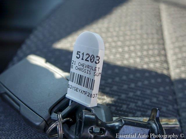 2021 Silverado 3500 Regular Cab 4x4,  Crysteel E-Tipper Dump Body #51203 - photo 23