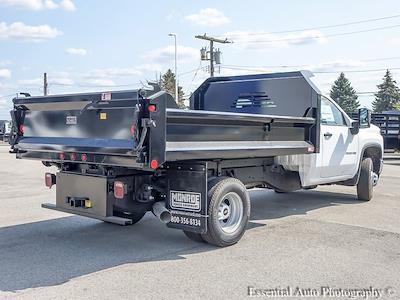 2021 Silverado 3500 Regular Cab 4x4,  Crysteel E-Tipper Dump Body #51203 - photo 3