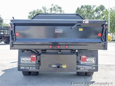 2021 Silverado 3500 Regular Cab 4x4,  Crysteel E-Tipper Dump Body #51203 - photo 4