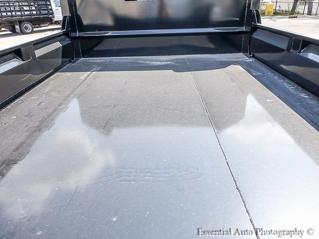 2021 Silverado 5500 Regular Cab DRW 4x2,  Monroe Truck Equipment MTE-Zee Dump Body #51214 - photo 10