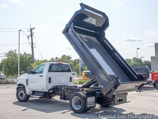 2021 Silverado 5500 Regular Cab DRW 4x2,  Monroe Truck Equipment MTE-Zee Dump Body #51214 - photo 11