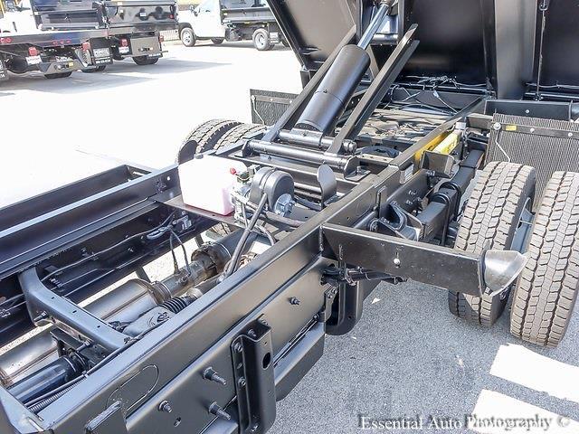 2021 Silverado 5500 Regular Cab DRW 4x2,  Monroe Truck Equipment MTE-Zee Dump Body #51214 - photo 12