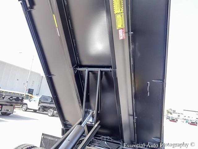 2021 Silverado 5500 Regular Cab DRW 4x2,  Monroe Truck Equipment MTE-Zee Dump Body #51214 - photo 13