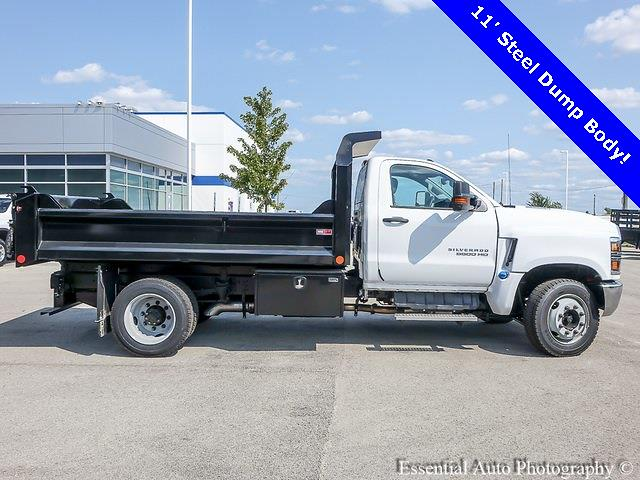 2021 Silverado 5500 Regular Cab DRW 4x2,  Monroe Truck Equipment MTE-Zee Dump Body #51214 - photo 2