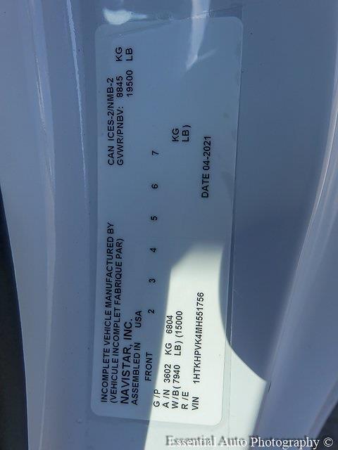 2021 Silverado 5500 Regular Cab DRW 4x2,  Monroe Truck Equipment MTE-Zee Dump Body #51214 - photo 21