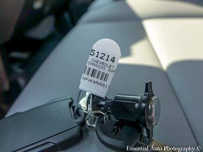2021 Silverado 5500 Regular Cab DRW 4x2,  Monroe Truck Equipment MTE-Zee Dump Body #51214 - photo 22