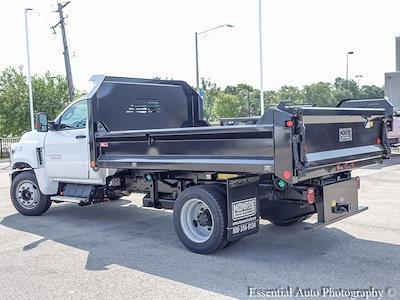 2021 Silverado 5500 Regular Cab DRW 4x2,  Monroe Truck Equipment MTE-Zee Dump Body #51214 - photo 5