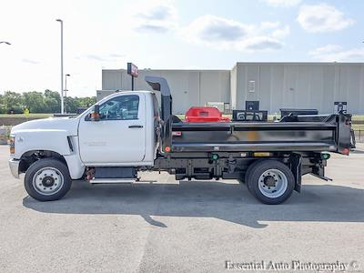 2021 Silverado 5500 Regular Cab DRW 4x2,  Monroe Truck Equipment MTE-Zee Dump Body #51214 - photo 6