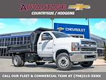 2021 Silverado 5500 Regular Cab DRW 4x2,  Monroe Truck Equipment MTE-Zee Dump Body #51214 - photo 1