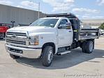 2021 Silverado 5500 Regular Cab DRW 4x2,  Monroe Truck Equipment MTE-Zee Dump Body #51214 - photo 7