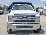 2021 Silverado 5500 Regular Cab DRW 4x2,  Monroe Truck Equipment MTE-Zee Dump Body #51214 - photo 8