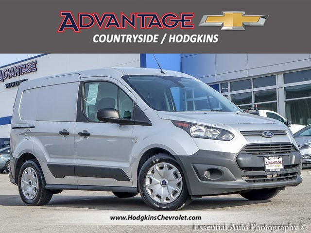 2015 Ford Transit Connect 4x2, Upfitted Cargo Van #LP15582 - photo 1
