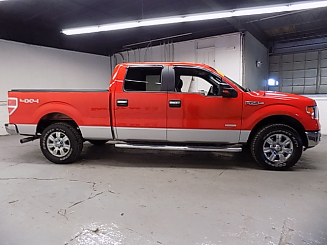 2012 F-150 SuperCrew Cab 4x4, Pickup #1704141J - photo 3