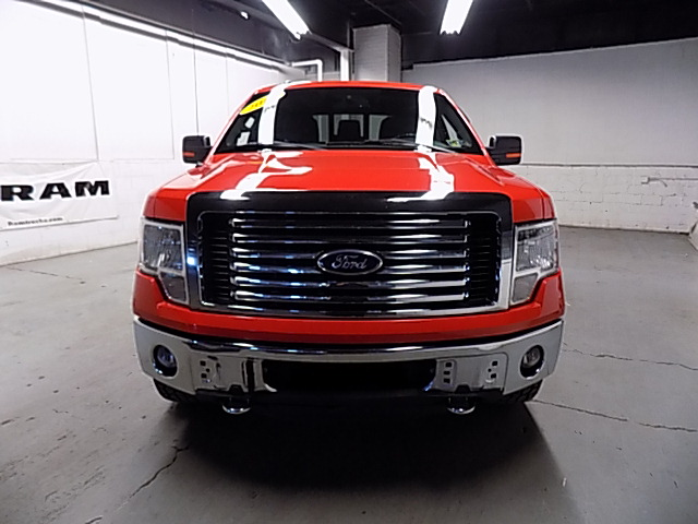 2012 F-150 SuperCrew Cab 4x4, Pickup #1704141J - photo 30
