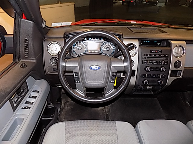 2012 F-150 SuperCrew Cab 4x4, Pickup #1704141J - photo 8