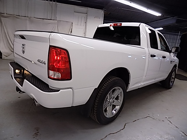 2014 Ram 1500 Quad Cab 4x4, Pickup #1704265J - photo 2