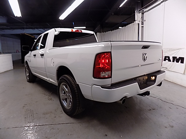 2014 Ram 1500 Quad Cab 4x4, Pickup #1704265J - photo 5