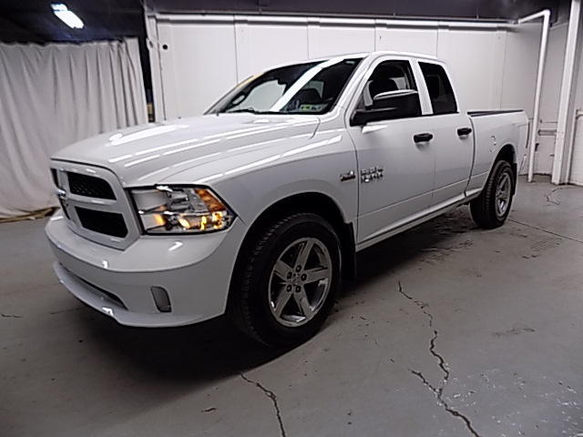 2014 Ram 1500 Quad Cab 4x4, Pickup #1704265J - photo 6