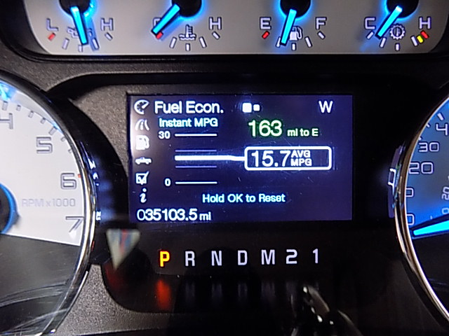 2014 F-150 SuperCrew Cab 4x4, Pickup #1705011D - photo 10