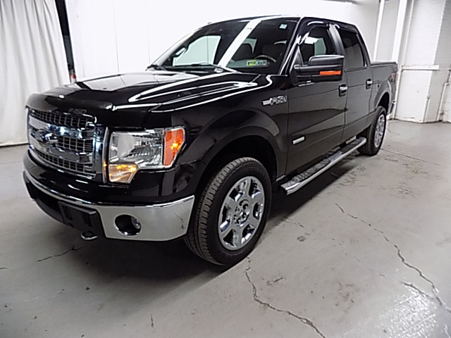 2014 F-150 SuperCrew Cab 4x4, Pickup #1705011D - photo 6