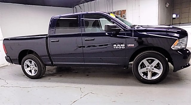 2014 Ram 1500 Crew Cab 4x4 Pickup #1709201A - photo 8