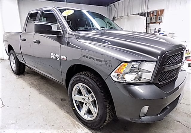 2015 Ram 1500 Quad Cab 4x4 Pickup #1712296A - photo 3