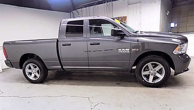 2015 Ram 1500 Quad Cab 4x4 Pickup #1712296A - photo 4