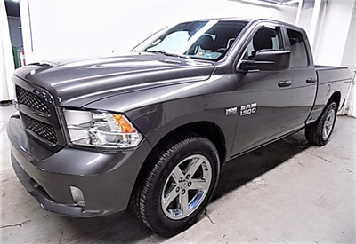 2015 Ram 1500 Quad Cab 4x4 Pickup #1712296A - photo 8