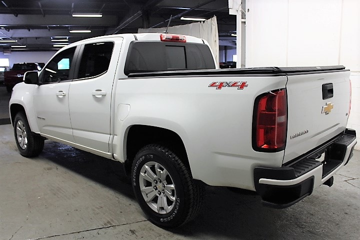 2016 Colorado Crew Cab 4x4,  Pickup #G1168663T - photo 5