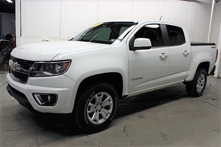2016 Colorado Crew Cab 4x4,  Pickup #G1168663T - photo 7