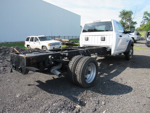 2016 Ram 5500 Regular Cab DRW 4x4,  Cab Chassis #GG126780 - photo 2