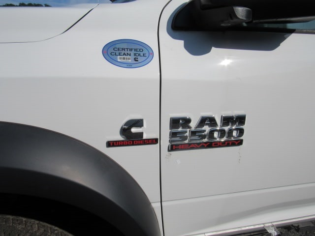 2016 Ram 5500 Regular Cab DRW 4x4,  Cab Chassis #GG126780 - photo 7