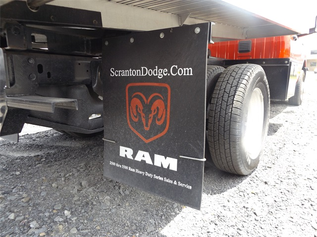 2016 Ram 3500 Regular Cab DRW 4x4,  Dump Body #GG132292 - photo 28