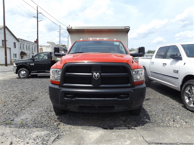 2016 Ram 3500 Regular Cab DRW 4x4,  Dump Body #GG132292 - photo 32