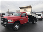 2016 Ram 3500 Regular Cab DRW 4x4, Dump Body #GG132292 - photo 1