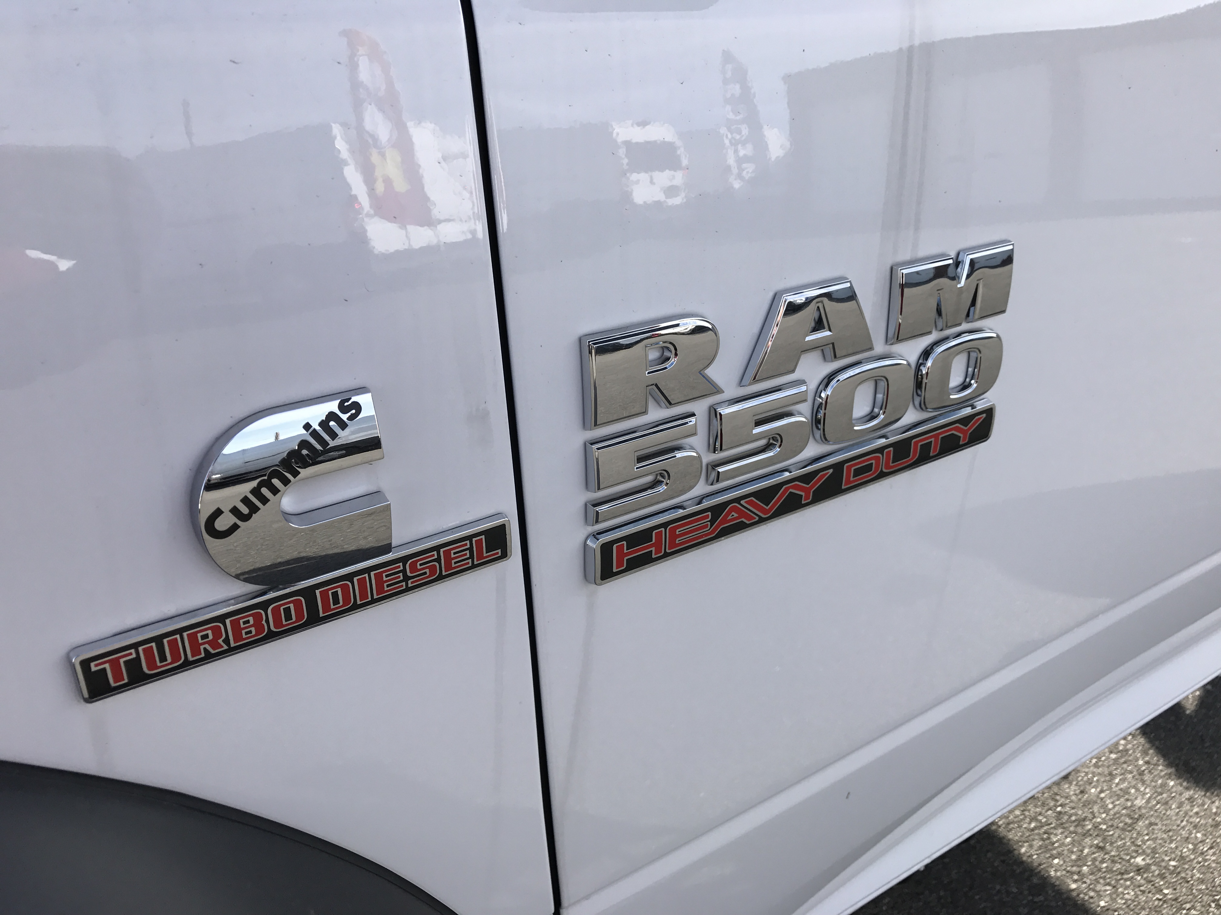 2016 Ram 5500 Regular Cab DRW 4x4, Cab Chassis #GG375740 - photo 10