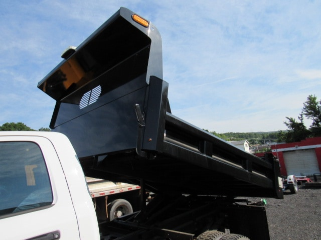 2016 Ram 5500 Regular Cab DRW 4x4,  Dump Body #GG375740 - photo 4