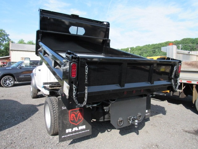 2016 Ram 5500 Regular Cab DRW 4x4,  Rugby Dump Body #GG375740 - photo 2