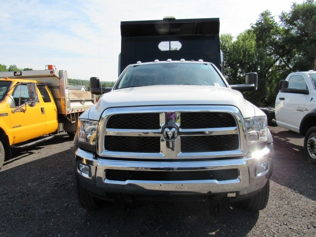 2016 Ram 5500 Regular Cab DRW 4x4,  Rugby Dump Body #GG375740 - photo 23