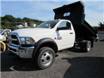 2016 Ram 5500 Regular Cab DRW 4x4,  Dump Body #GG375740 - photo 1