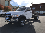 2016 Ram 5500 Regular Cab DRW 4x4, Cab Chassis #GG381484 - photo 1