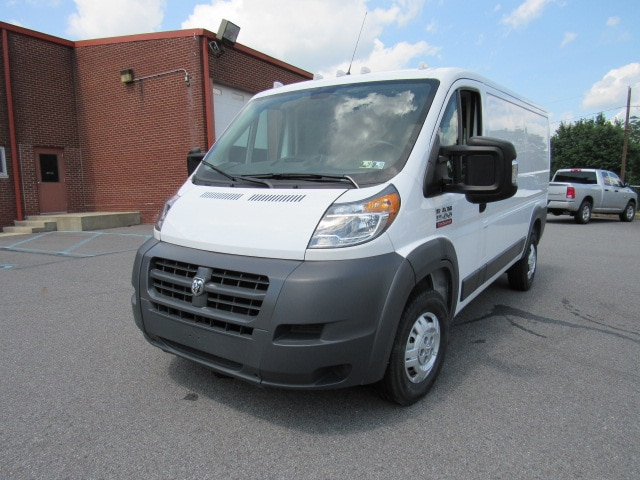 2017 ProMaster 1500 Low Roof FWD,  Empty Cargo Van #HE539091 - photo 1
