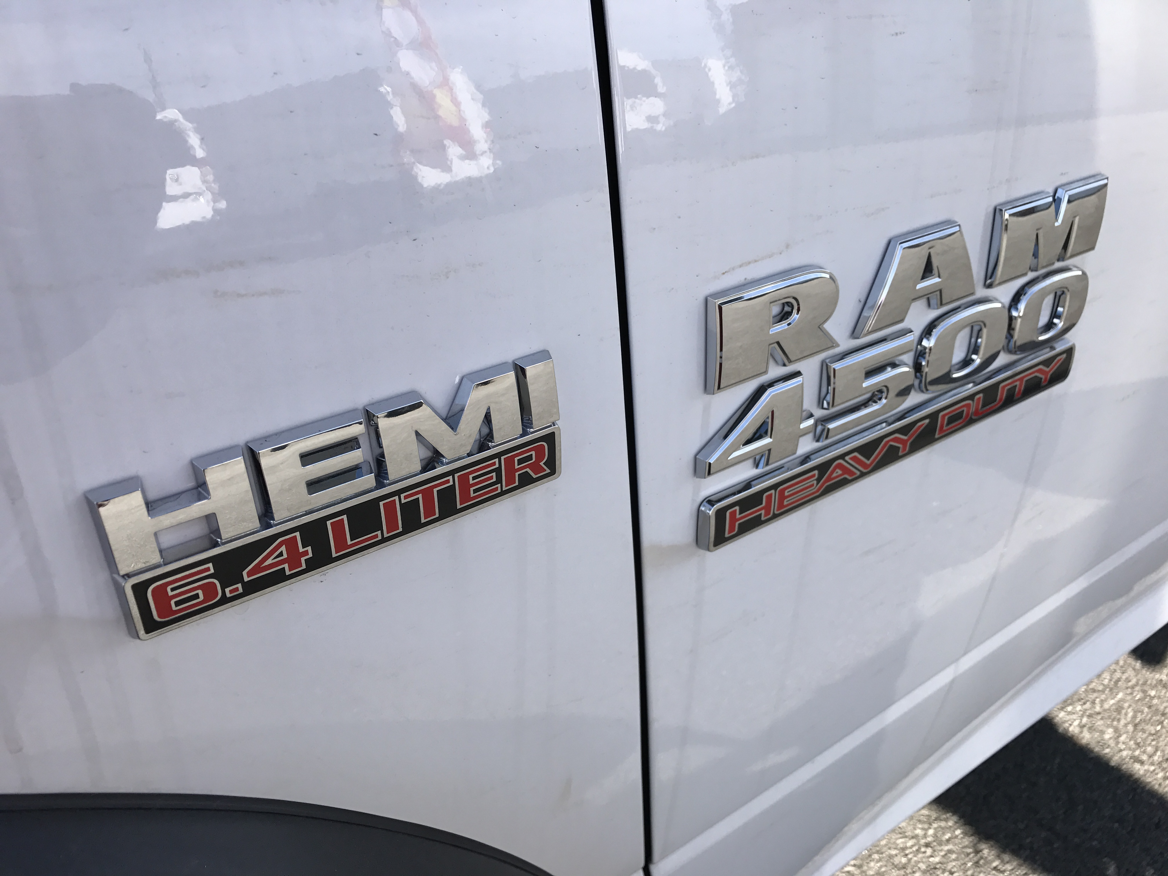 2017 Ram 4500 Regular Cab DRW 4x4, Cab Chassis #HG504539 - photo 10