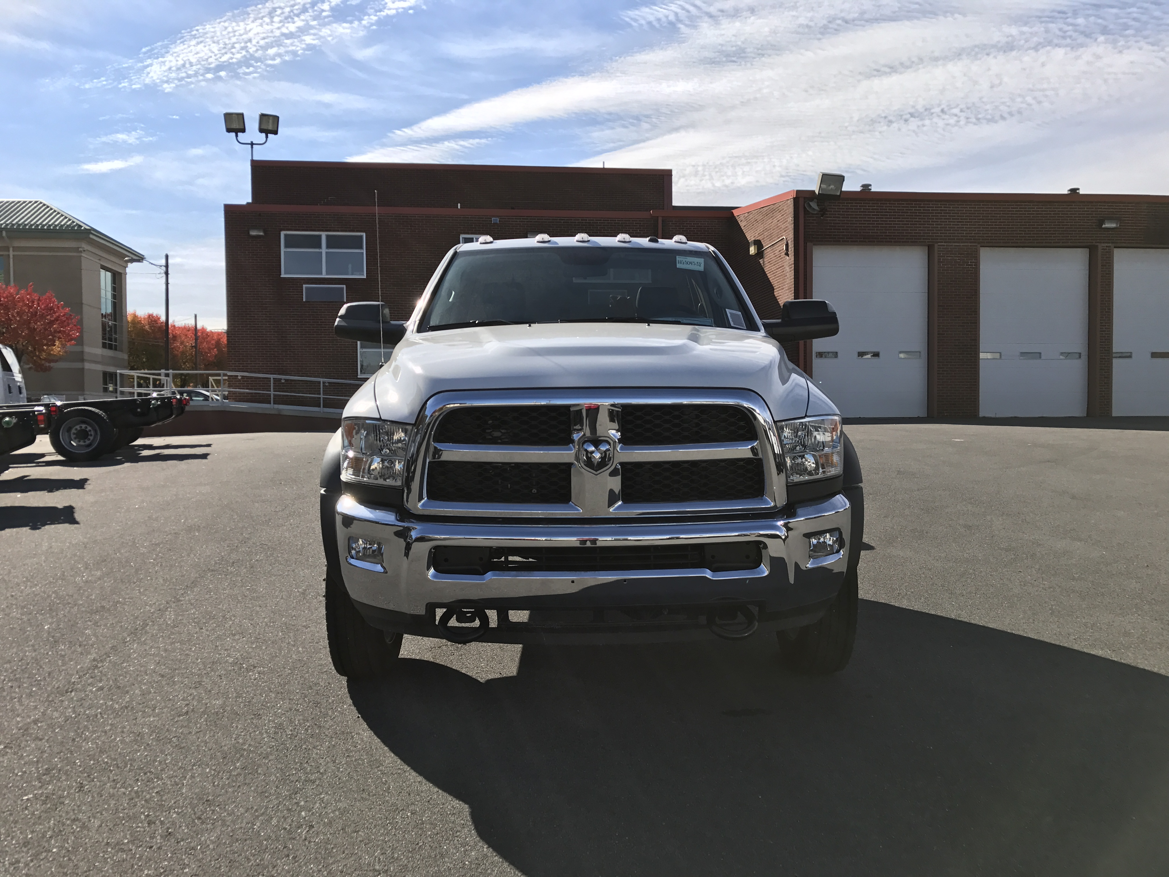 2017 Ram 4500 Regular Cab DRW 4x4, Cab Chassis #HG504539 - photo 11