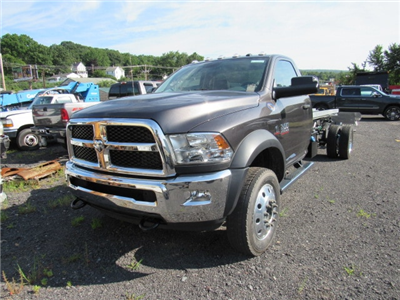 2017 Ram 5500 Regular Cab DRW 4x4,  Rollback Body #HG508434 - photo 1